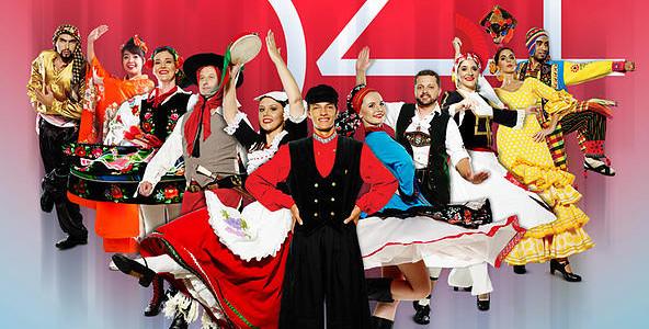 54º Festival Folclórico e de Etnias do Paraná