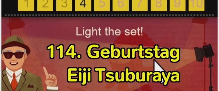 114º aniversário de Eiji Tsuburaya
