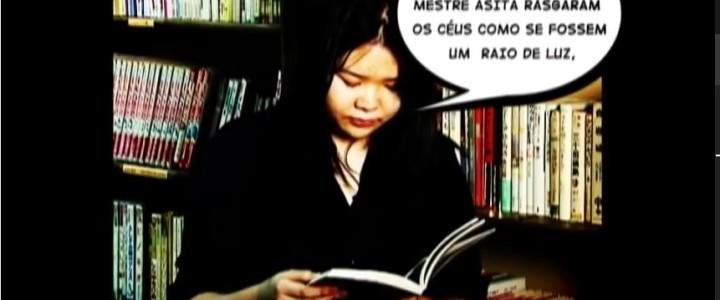 Para recordar: Matéria da TV Paulo Freire sobre Mangá